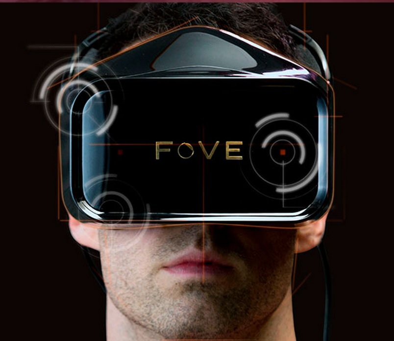 Fove Virtual Set